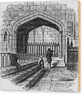 James Watt: Tomb, 1819 Wood Print