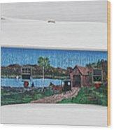 Jamison Barn Wood Print