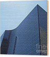 Jammer Chicago 002 Wood Print