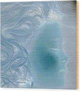 jammer MZ portrait 03 Wood Print