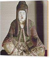 Japan: Statue, 9th Century Wood Print