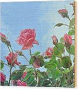 Jardin Dior Wood Print