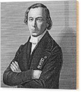 Jean Baptiste Andr� Dumas Wood Print