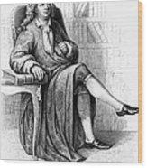Jean Baptiste Rousseau Wood Print