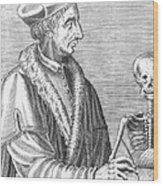 Jean Fernel, French Physician Wood Print