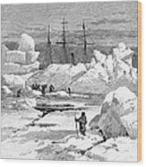 Jeannette Expedition Wood Print