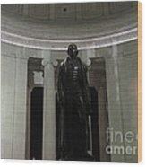 Jefferson In The Dark Wood Print