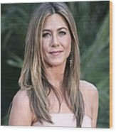 Jennifer Aniston At Arrivals For The Wood Print by Everett