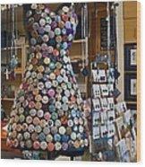 Jewelry Shoppe Wood Print