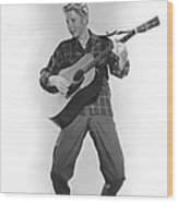 Jimmy Boyd, Ca. 1958 Wood Print