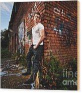 Jl11 Wood Print