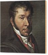 Johann Hummel (1778-1837) Wood Print by Granger