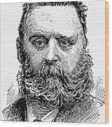 Johann Joseph Most Wood Print