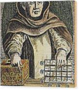 Johann Tetzel (c1465-1519) Wood Print