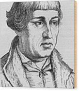 Johannes Bugenhagen Wood Print