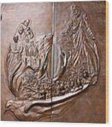John 10-10 Wood Print