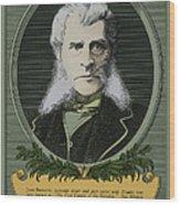John Bigelow, American Diplomat Wood Print