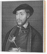 John Dudley (1502?-1553) Wood Print