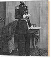 John Ellis Wool (1784-1869) Wood Print
