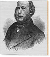 John Ericsson (1803-1889) Wood Print