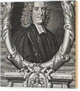 John Harris, English Writer Wood Print