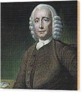 John Harrison (1693-1776) Wood Print