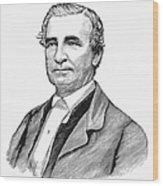 John Hunn (1818-1894) Wood Print