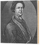 John Lovell (1710-1778) Wood Print