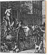 John Malcom (d. 1788) Wood Print