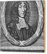 John Mayow (1640-1679) Wood Print