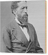 John Mercer Langston 1829-1897 Wood Print