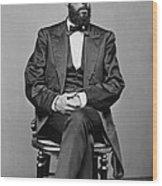 John Mercer Langston 1829-1897, Son Wood Print