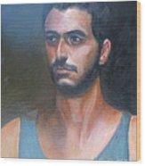John Paul Wood Print