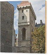 John The Fearless' Tower Wood Print