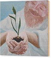 John Twelve Twenty-four Wood Print
