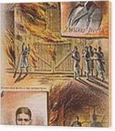 John W.booth (1835-1865) Wood Print