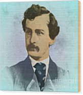 John Wilkes Booth, Assassin Wood Print