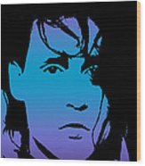 Johnny As Edward Wood Print