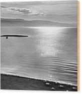 Jordan: Dead Sea, 1961 Wood Print by Granger