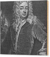 Joseph Addison (1672-1719) Wood Print