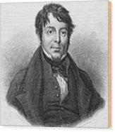 Joseph Grimaldi (1779-1837) Wood Print
