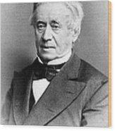 Joseph Henry, American Scientist Wood Print