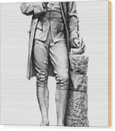 Joseph Priestley (1733-1804) Wood Print by Granger