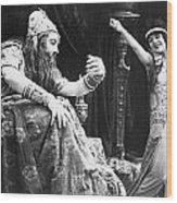 Judith Of Bethulia 1913-14 Wood Print by Granger