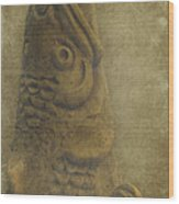 Juju Wisdom Wood Print