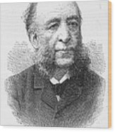 Jules Ferry (1832-1893) Wood Print