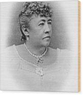 Julia Dent Grant (12826-1902) Wood Print by Granger