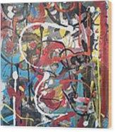 July 9 2012-3 Wood Print