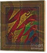 Jungle Book Wood Print