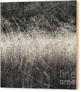 Jungle Grass Wood Print